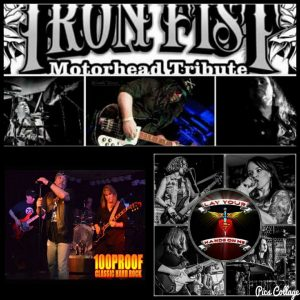 Beast Sound Promotions Presents Rock Leather & Lace @ Rams American Pub