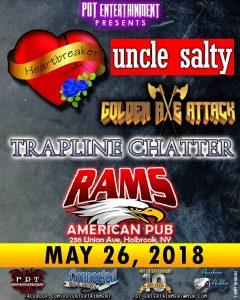 PDT Entertainment @ Rams American Pub