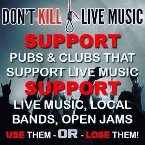 Show Time @ Rams American Pub