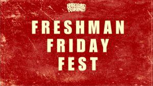 Pure Gore Presents: Freshman Friday Fest @ Rams American Pub