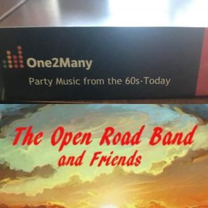 Beast Sound Promotions Presents One2Many & Open Road Band @ Rams American Pub