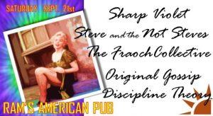 Original music at Rams @ Rams American Pub