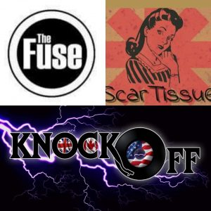The Fuse, Scar Tissue, Knock Off @ Rams American Pub