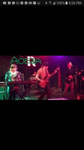 Gold Coast Booking Presents Aoeria, Midnight Crisis & EOZ!! @ Rams American Pub