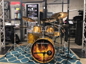 The Firebyrds Live And Loud @ Rams American Pub