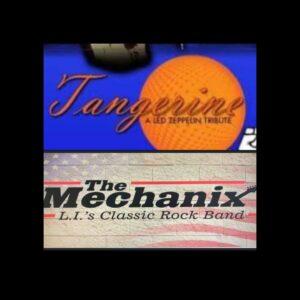 The Mechanix & Tangerine! @ Rams American Pub