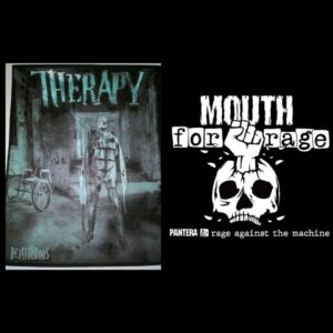 Theorpy, Mouth For Rage & Bomber @ Rams American Pub