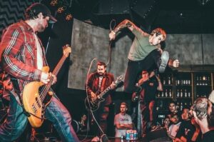 Idiot Box, Misguided Youth, Doom Creeper, & More! @ Rams American Pub